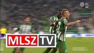 Ferencvárosi TC - Budapest Honvéd | 2-1 | OTP Bank Liga | 11. forduló | MLSZ TV