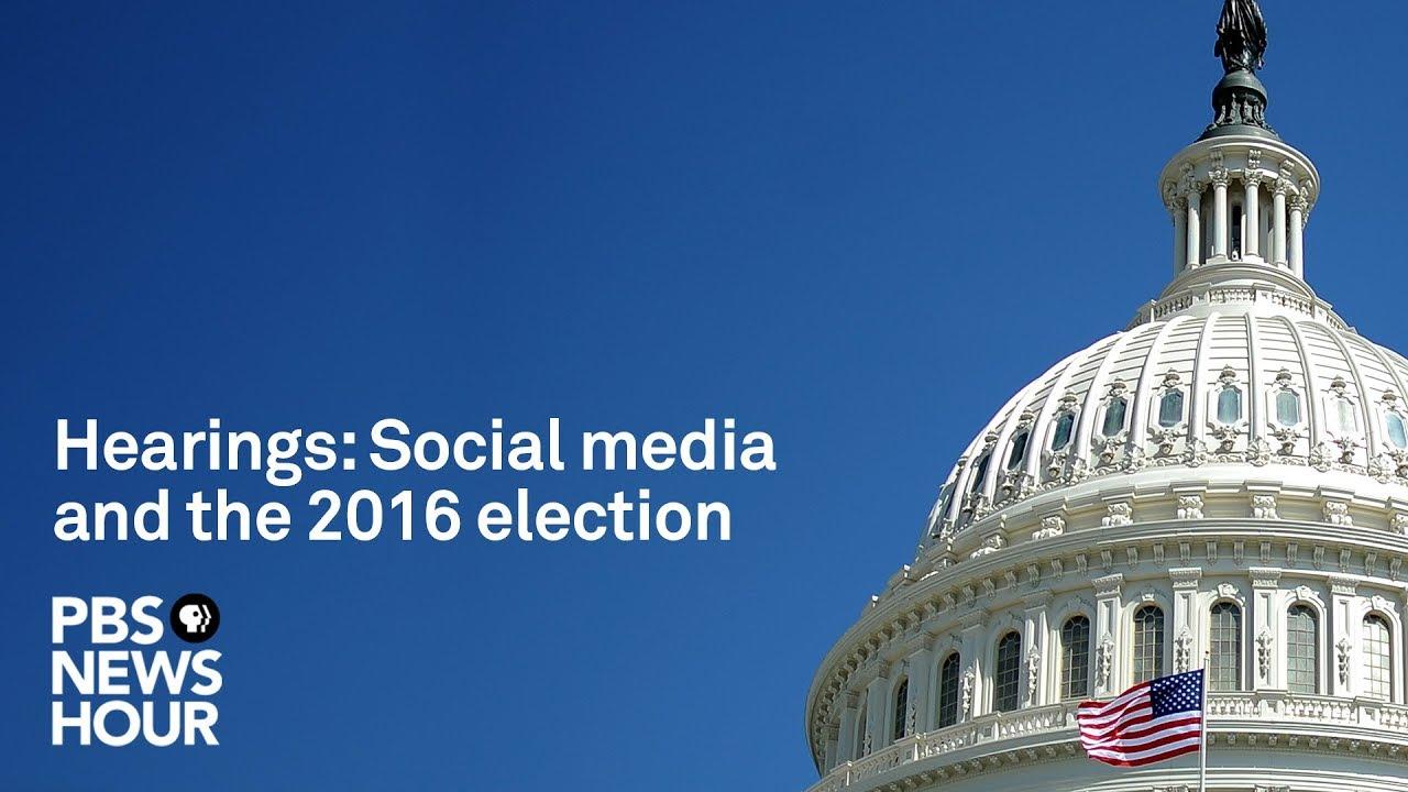 WATCH: Facebook, Twitter, Google testify in Senate