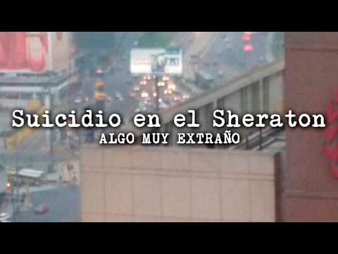 Suicidio del Sheraton: algo muy extraño, que pocos vieron