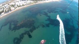 Parasailing Side 2015 -  QUMOX Actioncam SJ4000