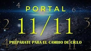 EJERCICIO PORTAL 11/11-29/11🙏 Prepárate para el cambio de ciclo.