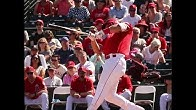 83577ec556b Mike Trout Swing in Slow Motion - Duration  13 seconds.