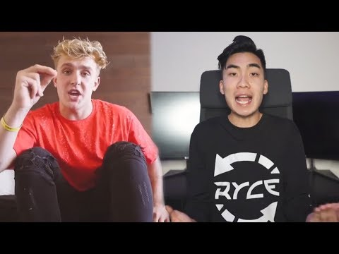 Thumbnail: RiceGum Response ENDS Jake Paul's Career? Jake Caught Stealing!