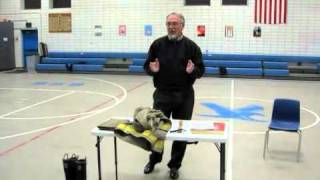 Ron Allen - The Key to Being a Good Fireman