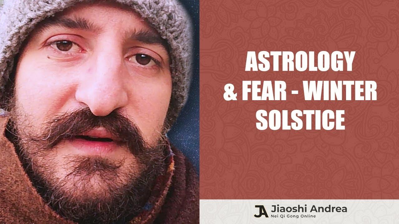 Astrology = Fear / 21st December 2020 - Winter Solstice