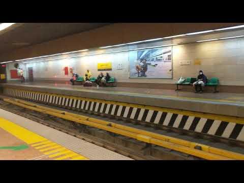 Tehran Metro, Iran