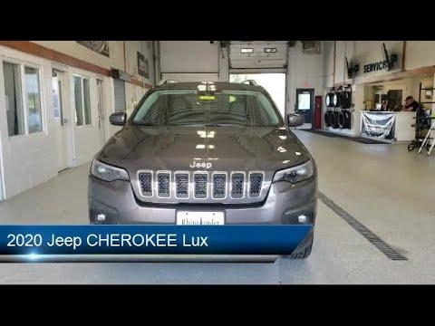 2020 jeep cherokee lux rhinelander eagle river woodruff merrill antigo youtube youtube