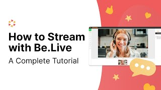 How to Stream with Be.Live - A Complete Tutorial screenshot 5