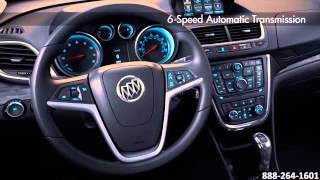 New 2015 Buick Encore West Point Buick GMC Houston and Katy TX