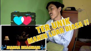 Jharna Bhagwani - Tell Me (Official Music Video)   REACTION   GAK NYANGKA SEKEREN INI !!! WAJIB LIAT