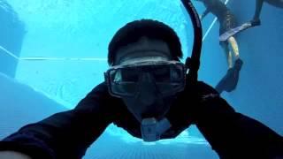 PADI Skin Diving