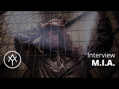"""M.I.A. : """"Can you be a global icon coming from nowhere?"""" 