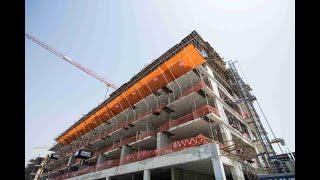 Construction Week In Focus | Azizi Riviera construction update, Dubai