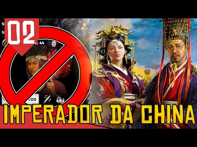 Removendo TODOS Eunucos em 1 Turno - Total War Three Kingdoms Liu Hong #02 [Gameplay Português PTBR]