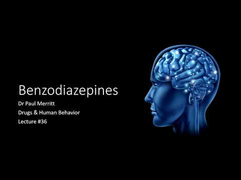 Lecture 36   Benzodiazepines