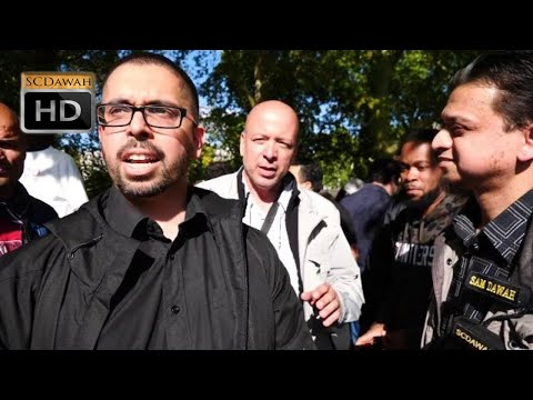 **Must Watch** Comedic Claims!! Mansur Vs Visitor | Speakers Corner | Hyde Park