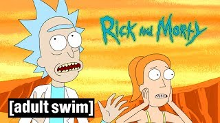 Rick and Morty | Familienchaos | Adult Swim Deutschland