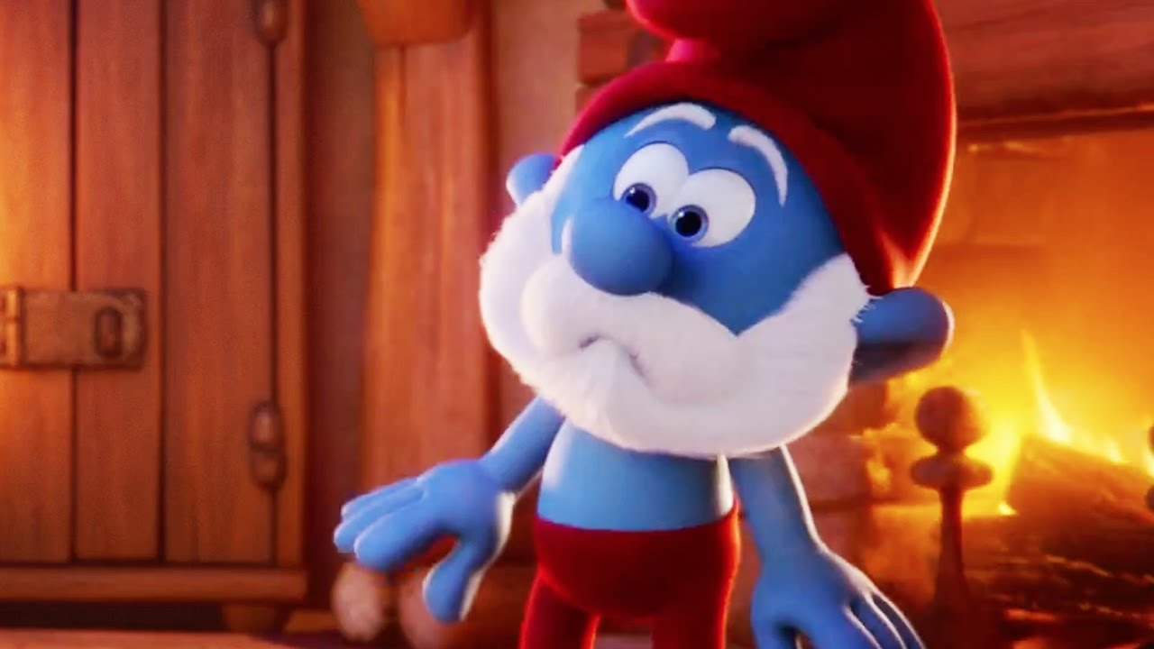 Smurfs 3: The Lost Village Trailer 2017 Movie - Official ...