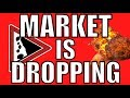 THE STOCK MARKET IS GOING TO DROP TOMORROW – FUTURES HALTED