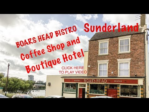 Boars Head Bistro Coffee Shop and Boutique Hotel Sunderland East End