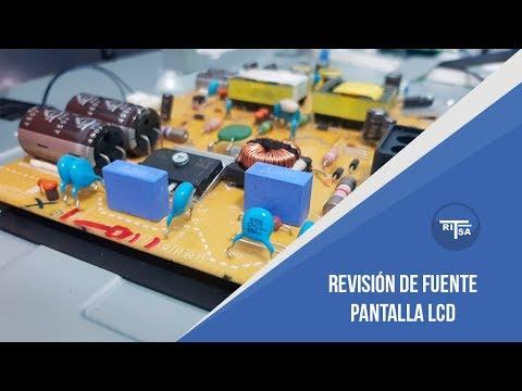 Fuente de poder de TV LCD - Reparación