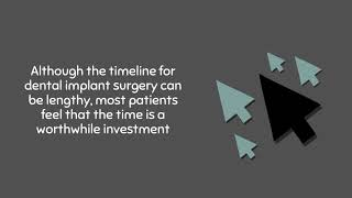 What is the Timeline for Dental Implants | Art of Dentistry