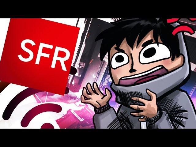 Mes Problèmes avec SFR