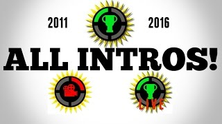 Repeat youtube video [HD] All MatPat Theorist Intros 2011-2016 | Game Theorists | Film Theorists | GT Live |