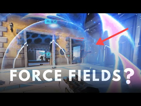 Could You Stop A Bullet With A Force Field? | Half-Life/Mass Effect/Overwatch EXPLAINED!