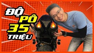 PKL - Độ pô cho xe mô tô ở đâu? (Where can I modify motorcycle exhaust in Saigon?)