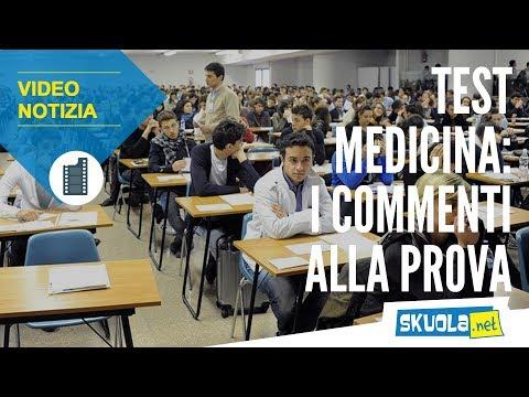 Test Medicina 2017, le reazioni degli studenti