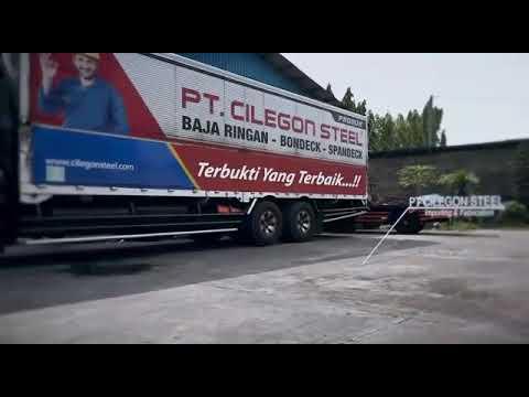 Harga Baja Ringan Cilegon Steel Per Batang Jual Cnp Sticker Hijau Tebal 1mm X 6m