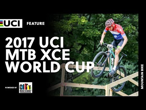 2017 UCI Mountain bike Eliminator World Cup - Best Moments
