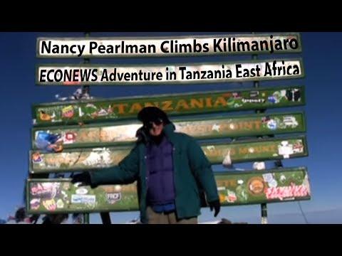 PayneKilimanjaro -- ECONEWS Adventure in Tanzania East Africa