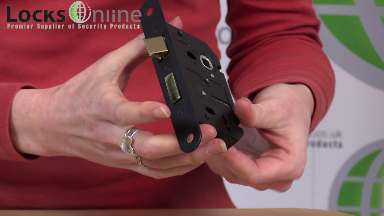 Black Faced Mortice Door Locks and Latches LocksOnline Product review