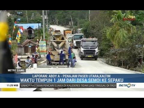 Menengok Kondisi Infrastruktur Ibu Kota Baru