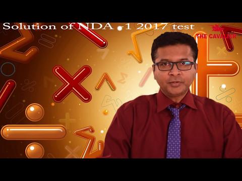 NDA MATHS SHORTCUT TRICKS || NDA I-2017 || THE CAVALIER NEW DELHI thumbnail