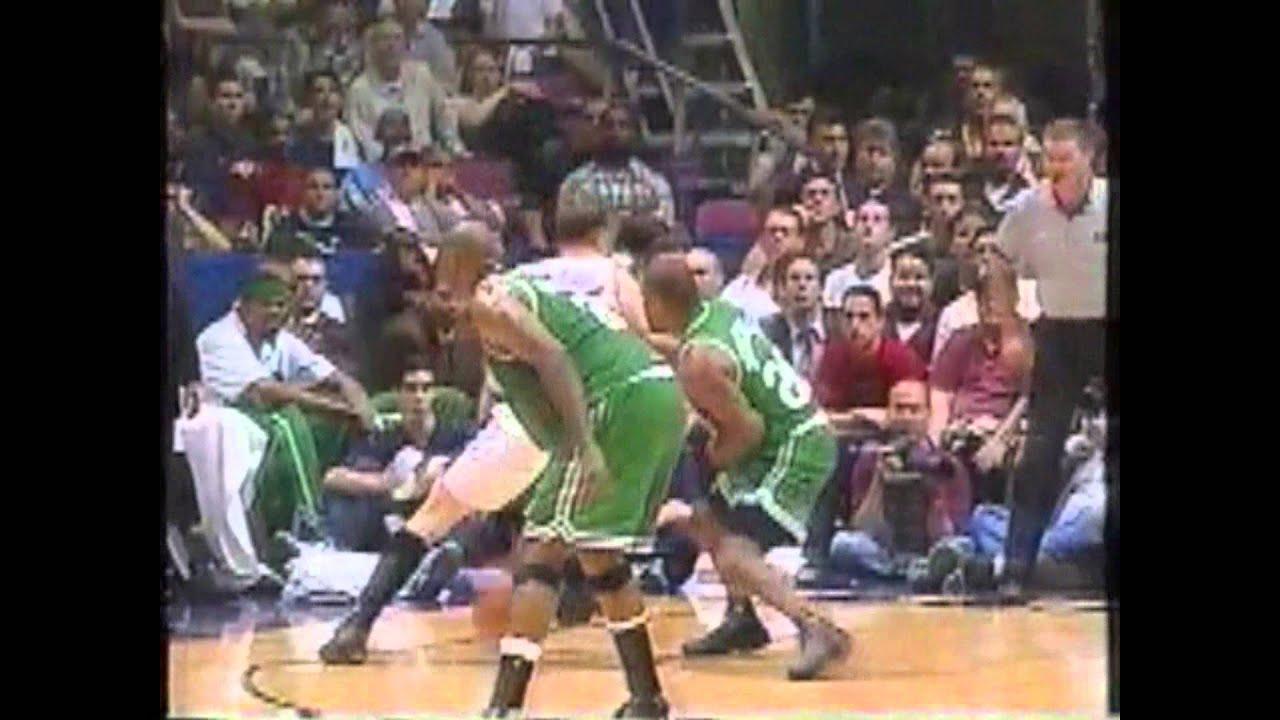 Keith Van Horn 19 points 4 7 3PT FG vs Boston Celtics May 29