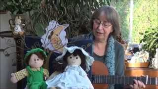 I see the moon - a lullaby by Meredith Willson sung to us as children