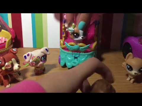 LPS Royalty Family(Trailer)-LPSLulu