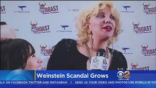 Courtney Love Warns About Harvey Weinstein In 2005 Video YouTube Videos