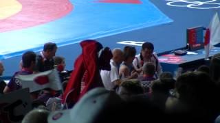 オリンピック女子レスリング 2