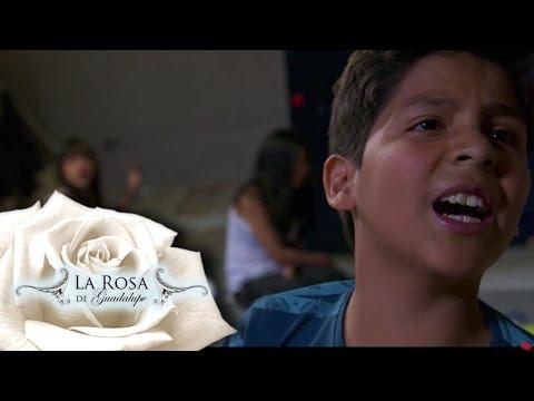 ¡Leandro y Jessica son secuestrados!   La Granja   La Rosa de Guadalupe
