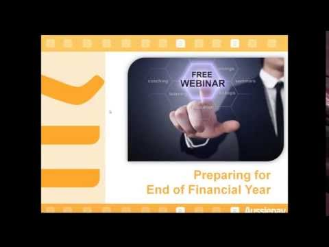 Aussiepay - End of Financial Year Webinar #2 Jun 23, 2016
