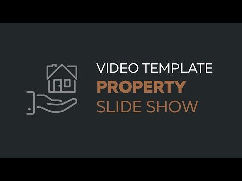 5 Video Templates Real Estate Slideshow Property For Sale Or Rent RADODAR Radodar.com