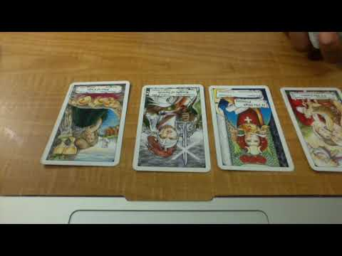 Scorpio *Past the Past* February 2018 Tarot Love Reading