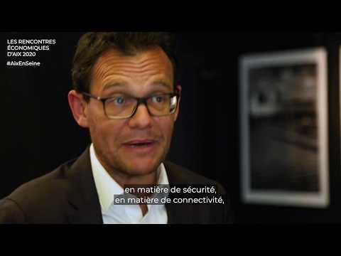 Rencontres Économiques dAix-en-Seine : 2 questions à Stéphane Israël