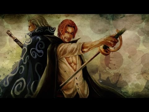 One Piece - Red Hair Pirates AMV