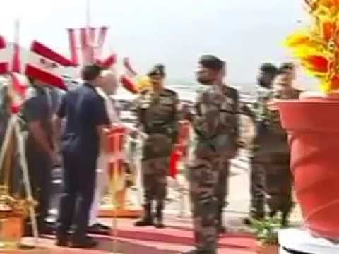 PM Narendra Modi Leh moments exclusive