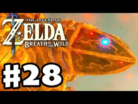 Divine Beast Vah Rudania! - The Legend of Zelda: Breath of the Wild - Gameplay Part 28